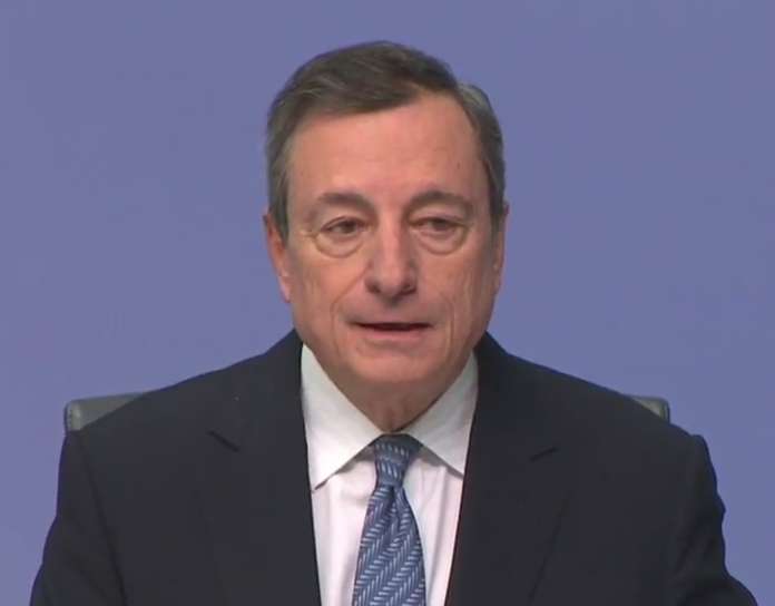 ECB's historical QE program goes out with a whimper